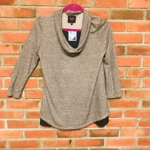 Anthropology W5 NWT 3/4 top